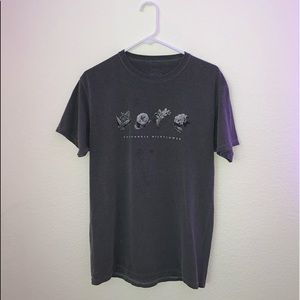 Pacsun California Wildflowers T-Shirt